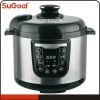 800W Automatic Electric Pressure Cooker