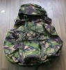 woodland camouflage military bag 50L camping backpack 600D back pack