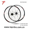 26 er MTB full carbon fiber clincher wheel set---M22C
