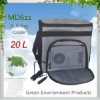 Thermoelectric travel cooler bags