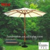 Wooden outdoor umbrella 901#