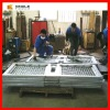 professional customized sheet metal stainless steel door