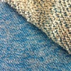 T/R 65/35 cotton polyester yarn dyed terry towel fabric