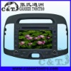 HYUNDAI YUD Special 2 din 7 inch car dvd ,Original Fit DVD with GPS navigation