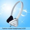 best computer headset mp3 mp4 headphone manufacturer