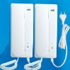 1&1 wireless two-rooms intercom system