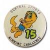lovely cartoon tin badge