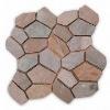 floor slate tiles flag mat stone