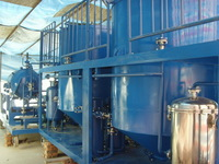 TS ZYD Engine Oil recycling equipment--Wasted oil recycling equipment