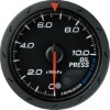 New 60mm JDM Oil Pressure Gauge (CR)