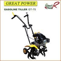 Mini Tiller GT-50 Garden Tractor Cultivator Gasoline Tiller Mini Cultivator Garden Hand Cultivator