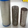 PVC coated perforated copper tube