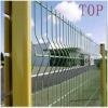 welded panel euro fence