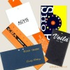 Fashion clothing labels and tags