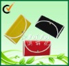 Pull string travel duffle tote polyester foldable bag