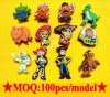 Hot Selling Toy Story Shoe Charms&Accessory MOQ 100pcs/1000style