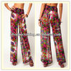 2013 Popular stylish printed ballon pants women pants (B1026#)