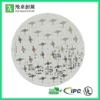 round aluminum based PCB board for LED