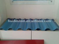 Used Galvanized Corrugated Sheet,roofing/wall sheet