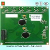 PCB Assembly for Ammeter produced with highly technology