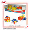 One play Of Cartoon Series Toys,Toys Car And Plane And Tractor,Cartoon Toys