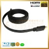flat hdmi cable, full hd 1440p and support 3d