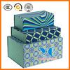Blue Allure Paper Packaging Box Collection folding box carton
