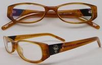 fashion lady's acetate glasses frame