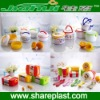 new plastic promotional container