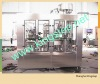 glass bottle pilfer proof cap filling machine