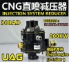 (CNG Kits,cng conversion kits;award ECER110)diesel,300AD,CNG injection system reducer