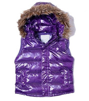 New Arrival Women's Casual Murrey Feather Down Vest