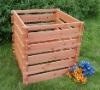 wooden furniture - garden compost - composter