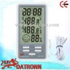 DC803 indoor outdoor digital thermometers