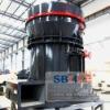 MTM series trapezium mill in Indonesia