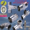 crimp press fittings for pex al pex multilayer pipe
