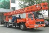 SINOTRUK Chassis drilling rig for water well or construction