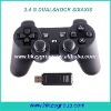 High Quality For PS3 2.4G Dulashock Sixaxis Wireless Controller