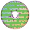 Waved Turbo Rim Small Diamond Blade for cutting Hard Masonry Material -- MABH
