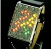 LED Watches Blue/White/Red/Orange/Green/Pink