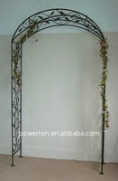 2011 new metal garden flower arch