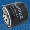 Isuzu auto part oil filter for 4ZE1