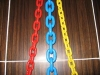 G80 painted link chain