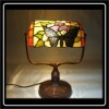 Modern Decoration colorful glass Table Lamp