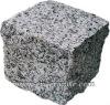 Grey Granite Cubic Stone