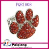 Wholesale crystal jewelry stretch ring factory