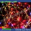 100pcs lights multi color led wire string light for party lighting decoration