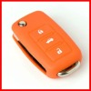 silicone car key case approved EU/CE suit for pegout and various car brands hot selling in Europe nowadays