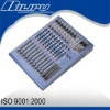 10-ch pro audio mixer