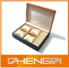 Custom MDF Storage Leather Box